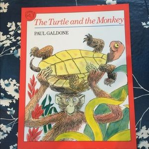 The Turtle and the Monkey Book